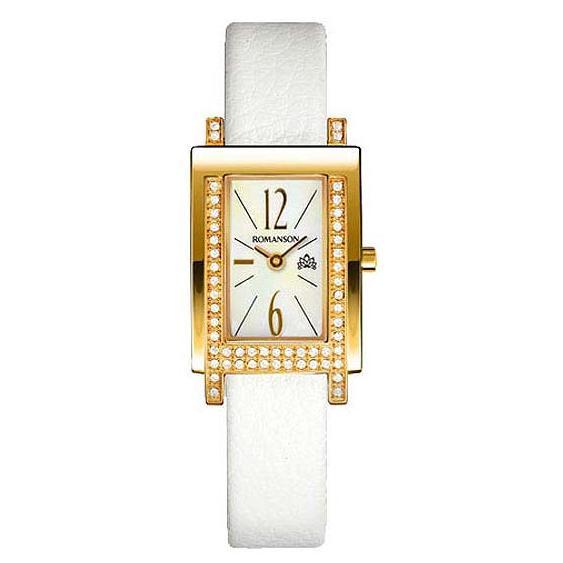 Наручные часы Romanson RL 6159Q LG(WH)