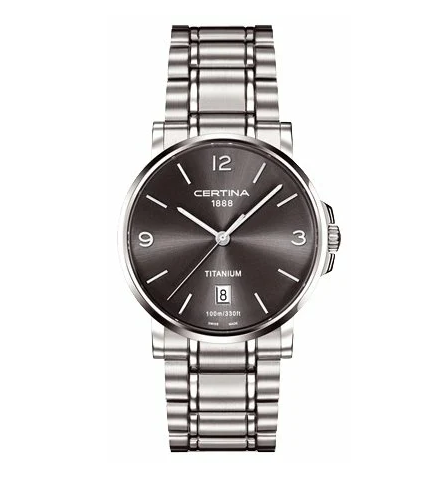 Наручные часы Certina C017.410.44.087.00