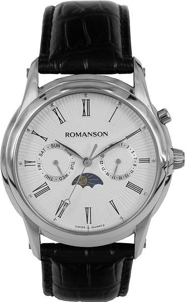 Наручные часы Romanson TL3211FMW(WH)