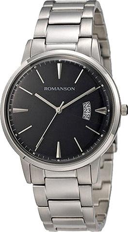 Наручные часы Romanson TM4201MW(BK)