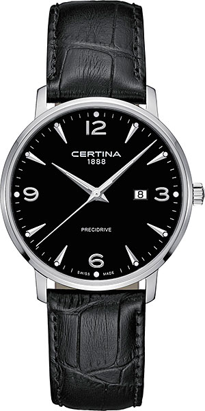 НАРУЧНЫЕ ЧАСЫ CERTINA URBAN COLLECTION C035.410.16.057.00