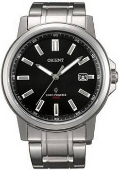 Мужские часы Orient Light Powered 4000 FWE02003B0