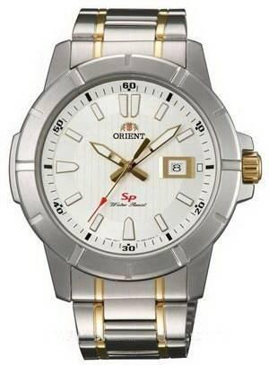 Мужские часы Orient Sporty Quartz FUNE9004W0