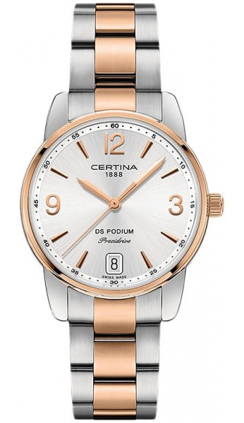 CERTINA DS PODIUM LADY C034.210.22.037.00
