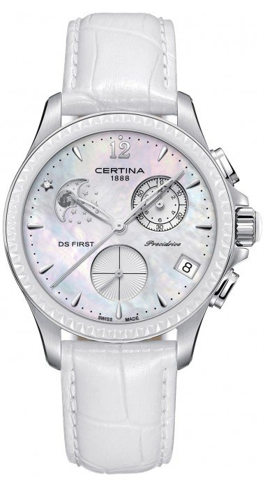 DS First Lady Chronograph Moon Phase  C030.250.16.106.00