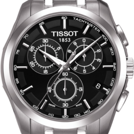 Часы мужские  Tissot Couturier Quartz Chronograph T035.617.11.051.00