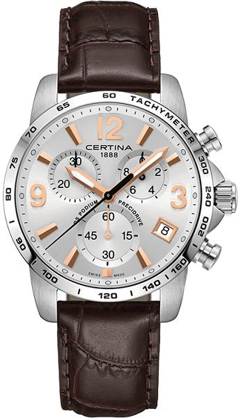 CERTINA DS FIRST GENT C034.417.16.037.01
