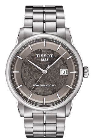 Часы мужские  Tissot Luxury Powermatic 80 T086.407.11.061.10