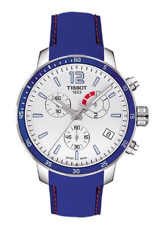 Tissot Quickster Chronograph Football T095.449.17.037.00