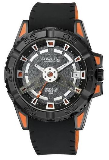 Мужские часы Q&Q Attractive DA52 J522 Артикул: DA52 J522