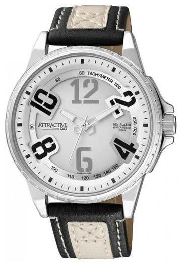 Мужские часы Q&Q Attractive DA66 J304 Артикул: DA66 J304
