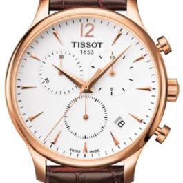 Часы мужские  Tissot Tradition Chronograph T063.617.36.037.00