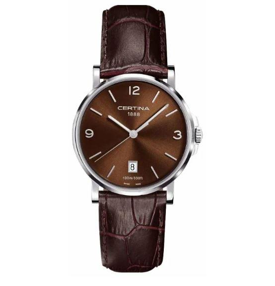 Наручные часы Certina C017.410.16.297.00