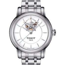 Часы женские  Tissot Lady Heart Flower Powermatic 80 T050.207.11.117.05