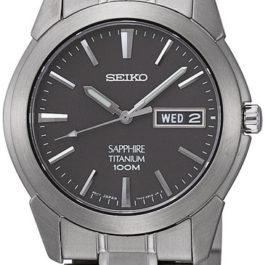 Японские титановые наручные часы Seiko SGG731P1